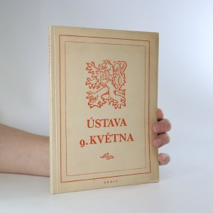 náhled knihy - Ústava 9. května