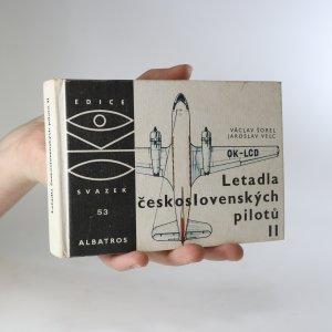 náhled knihy - Letadla československých pilotů II