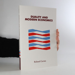 náhled knihy - Duality and modern economics