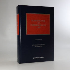 náhled knihy - Burnett-Hall on Environmental Law