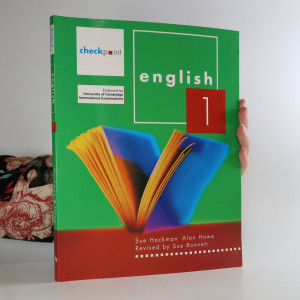 náhled knihy - Checkpoint English 1