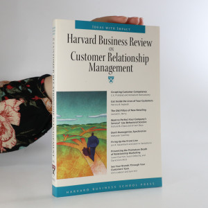 náhled knihy - Harvard Business Review on Customer Relationship Management