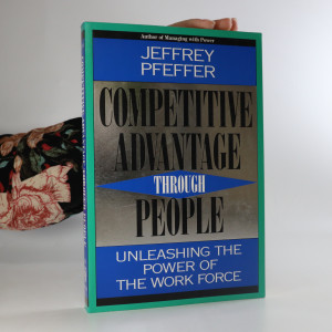 náhled knihy - Competitive advantage through people