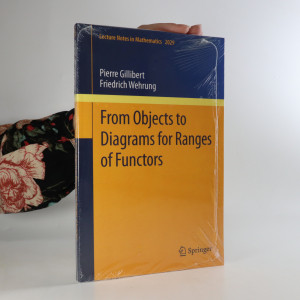 náhled knihy - From Objects to Diagrams for Ranges of Functors