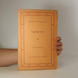 náhled knihy - Vršovci
