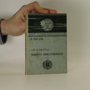 náhled knihy - Sonata Kreutzerova