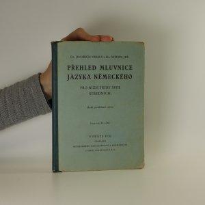 náhled knihy - Přehled mluvnice jazyka německého