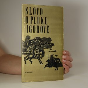 náhled knihy - Slovo o pluku Igorově