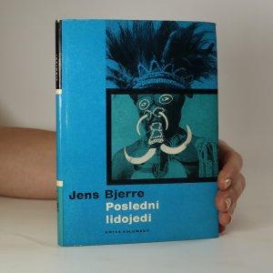 náhled knihy - Poslední lidojedi