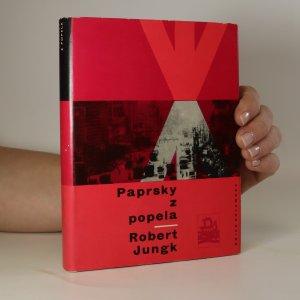 náhled knihy - Paprsky z popela