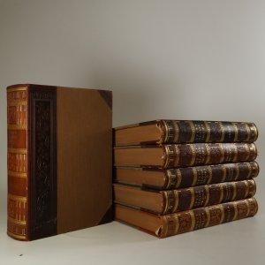 náhled knihy - Spisy Aloise Jiráska I-VI (6 svazků, viz foto)