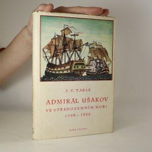 náhled knihy - Admirál Ušakov ve Středozemním moři 1798-1800