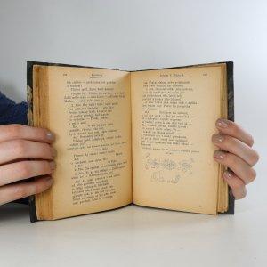 antikvární kniha Jinověrci. Koriolanus. Román dělnice. Du sang sur l'amour (4 knihy v jednom svazku), 1880 - 1909