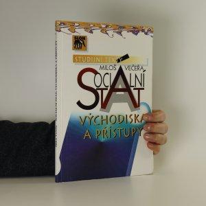 náhled knihy - Sociální stát. Východiska a přístupy