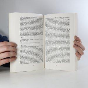 antikvární kniha Slovo o této době, 1992