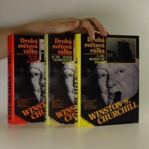 náhled knihy - Druhá světová válka I-III.