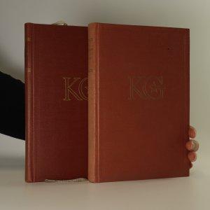 náhled knihy - Klement Gottwald 1949-1953. Sborník statí a projevů (2 svazky)