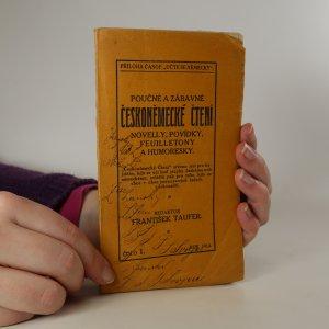 náhled knihy - Poučné a zábavné českoněmecké čtení