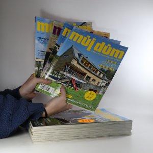 náhled knihy - 12x Můj dům. Katalog rodinných domů. 2017 (12 sešitů)