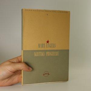 náhled knihy - Kritiky programů
