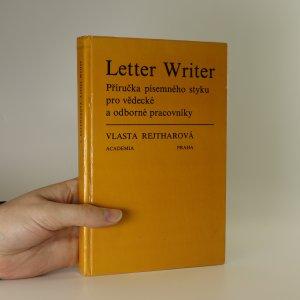 náhled knihy - Letter-Writer. Příručka písemného styku pro vědecké a odborné pracovníky