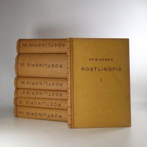 náhled knihy - Rostlinopis (7 svazků, viz poznámka)