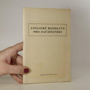 náhled knihy - Anglické rozmluvy pro začátečníky
