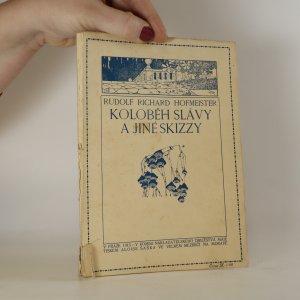 náhled knihy - Koloběh slávy a jiné skizzy