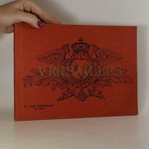 náhled knihy - Versailles. 50 Vues Principales en Noir