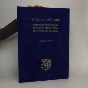 náhled knihy - Království české. Erby a rodokmeny vládnoucích rodů (vč. papírového ochranného pouzdra)