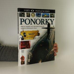 náhled knihy - Ponorky