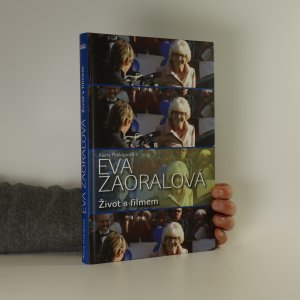 náhled knihy - Eva Zaoralová. Život s filmem