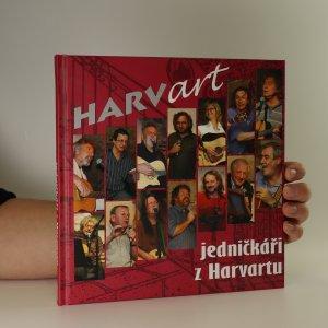 náhled knihy - Jedničkáři z Harvartu. Kronika vysokoškolského klubu 2006-2009
