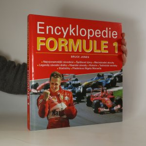 náhled knihy - Encyklopedie formule 1