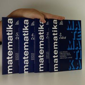 náhled knihy - Matematika pro střední odborné školy a studijní obory středních odborných učilišť 2. - 5. díl (4 svazky)
