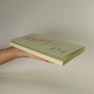 antikvární kniha Cesty po Římě, 1969
