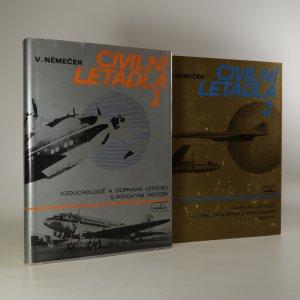 náhled knihy - Civilní letadla (1. a 2. díl)