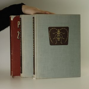 náhled knihy - Přírodopis živočišstva. I.- III. díl. (3 svazky)