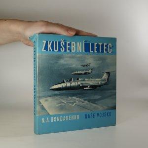 náhled knihy - Zkušební letec