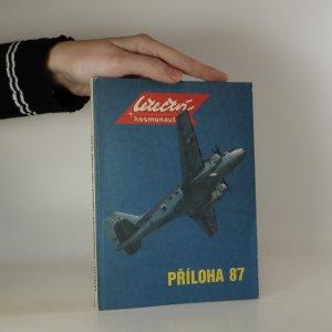 náhled knihy - Letectví a kosmonautika. Příloha 87