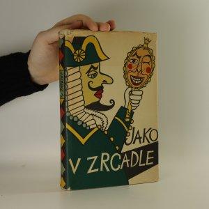 náhled knihy - Jako v zrcadle. Výbor satirických próz ze čtyř století.