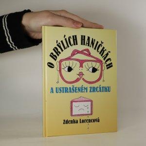 náhled knihy - O brýlích Haničkách a ustrašeném zrcátku