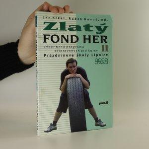 náhled knihy - Zlatý fond her II