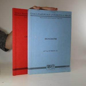 náhled knihy - Ekonometrie. Cvičení z ekonometrie (2 svazky)