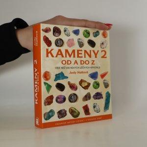 náhled knihy - Kameny od A do Z. Více než 200 nových léčivých krystalů 2. díl