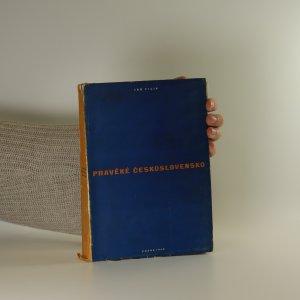 náhled knihy - Pravěké Československo (žluté flíčky)