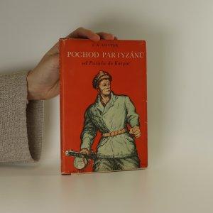 náhled knihy - Pochod partyzánů od Putivlu do Karpat