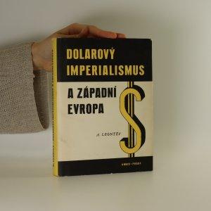 náhled knihy - Dolarový imperialismus a západní Evropa