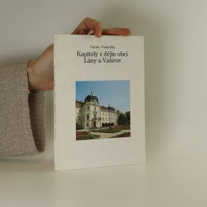 náhled knihy - Kapitoly z dějin obcí Lány a Vašírov