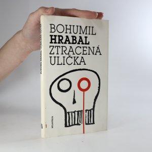 náhled knihy - Ztracená ulička